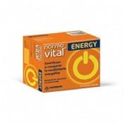 Normovital Energy (20 ampollas bebibles)
