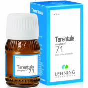 Lehning Tarentula nº 71 Gotas (30 ml)
