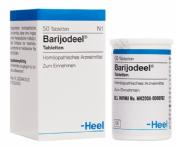 Barijodeel Heel (50 comprimidos)
