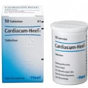 Cardiacum-Heel T Heel (50 comprimidos)