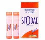 Stodal Gránulos Boiron (2 tubos)