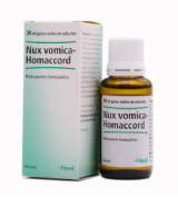 Nux Vomica-Homaccord Gotas Heel