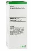 Selenium Homaccord Heel Gotas (30 ml)