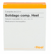 Solidago Comp. Heel (5 ampollas x 2 ml)