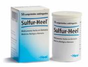 Sulfur Comp. Heel (50 comprimidos)
