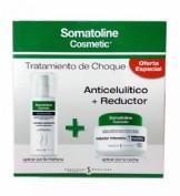 somatoline tratamiento choque 7 noches + celulitis resistente