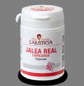 LaJusticia Jalea Real Liofolizada 60 Cápsulas