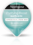 Neutrogena hydro boost cream mascarilla facial purificante 10ml