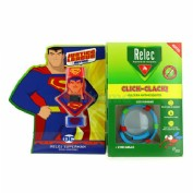 relec pulsera repelente superman