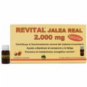 Revital Jalea Real 2000 mg (20 viales bebibles)
