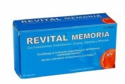 Revital Memoria (60 cápsulas)