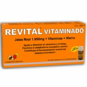 Revital Vitaminado (20 viales bebibles)