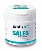 AmlSport Sales Minerales (25 cápsulas)