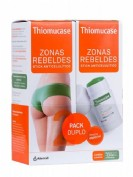 Thiomucase DUPLO Stick Zonas Rebeldes Anticelulítico (75 ml x 2 ud)