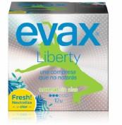 Evax Liberty Normal sin alas (12 ud)