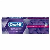 Oral-B 3D White Luxe Brillo Seductor (75 ml)