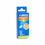 URGO Protección Callos (4 protectores recortables y reutilizables 2 x 7,8 cm)