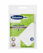 Salvelox Med Maxi Cover Apósito Esteril - 76 mm x 54 mm (5 ud)