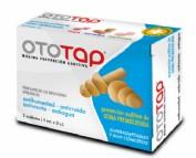 OTOTAP Tapones Oidos de Goma Premoldeada (2 ud)