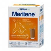 Meritene Batido - Sabor Café descafeinado (15 sobres x 30 g)
