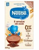 Nestlé Papilla 8 Cereales al Cacao (600 g)