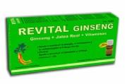 Revital Ginseng (20 viales bebibles)