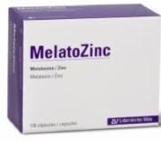 Melatozinc Trastornos del sueño (1 mg x 120 caps)