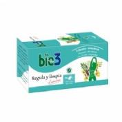 Bie3 Regula y Limpia - Tránsito intestinal (25 filtros)