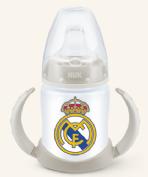 NUK Biberón Entrena Real Madrid Tetina Silicona (150 ml)