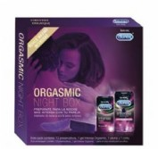 Pack orgasmic night box (12 u + 10 ml)