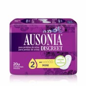 Ausonia Discreet Mini (20 unidades)