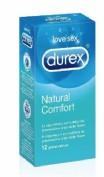 Durex Preservativos Natural Comfort (12 ud)