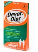 Devor Olor Plantillas Desodorantes Doble Acción (zapatillas)
