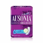 Ausonia Discreet Maxi Day & Night (12 unidades)