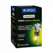 VURGO Strapping Venda elástica (6 x 2,5 cm)
