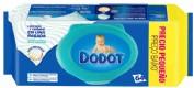 Dodot Azul Toallitas Húmedas para bebés (64 ud)