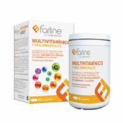 Farline Multivitaminico y Multiminerales (60 comprimidos)