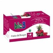 Bie3 Té de Frutas del Bosque (25 filtros)