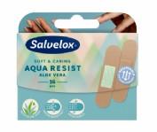 Salvelox Aqua Resist Apósito Adhesivo Aloe Vera - 19 mm x 72 mm (16 ud)