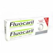 Pack DUPLO Fluocaril Bi Fluoré 145 mg blanqueadora (75 ml x 2 ud)