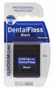Elgydium Clinic Hilo Dental negro con clorhexidina (50 m)