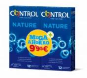 Control Nature Preservativos Pack Ahorro (24 ud)