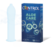 control aloe care 12 uds