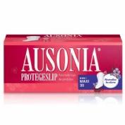 Ausonia protegeslip maxi 30 unidades