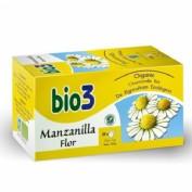 Bio3 Manzanilla Flor Ecológica (25 filtros)