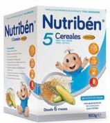 Nutribén® 5 Cereales fibra
