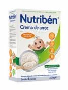 Nutribén Crema de arroz (300 g)