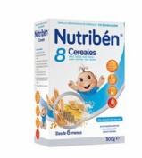 Nutribén 8 Cereales (300 g)