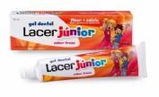 lacer gel dental junior fresa