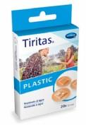 Hartmann Tiritas Plastic Redondas 22 mm (20 ud)